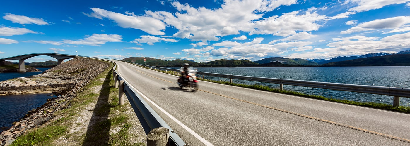 5 Reasons Why You Should Ride a Motorcycle