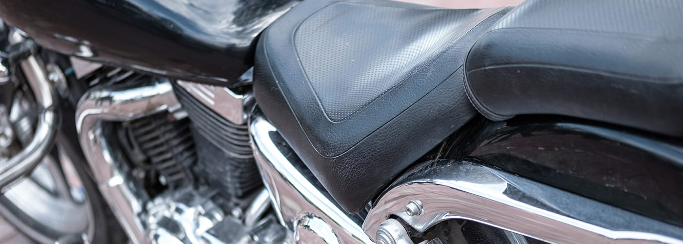Choosing the right seat for your motorcycle
