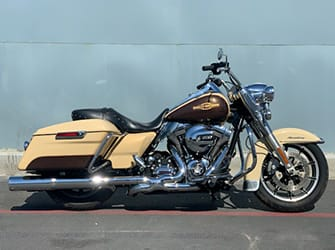 2014 HARLEY DAVIDSON FLHR ROAD KING