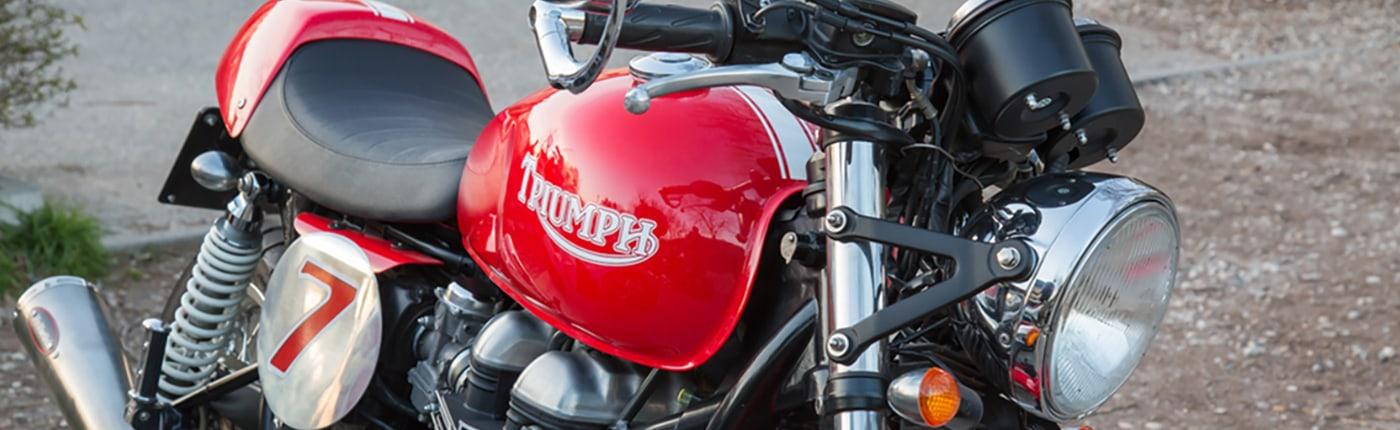 TRIUMPH MOTORCYCLES LAS VEGAS