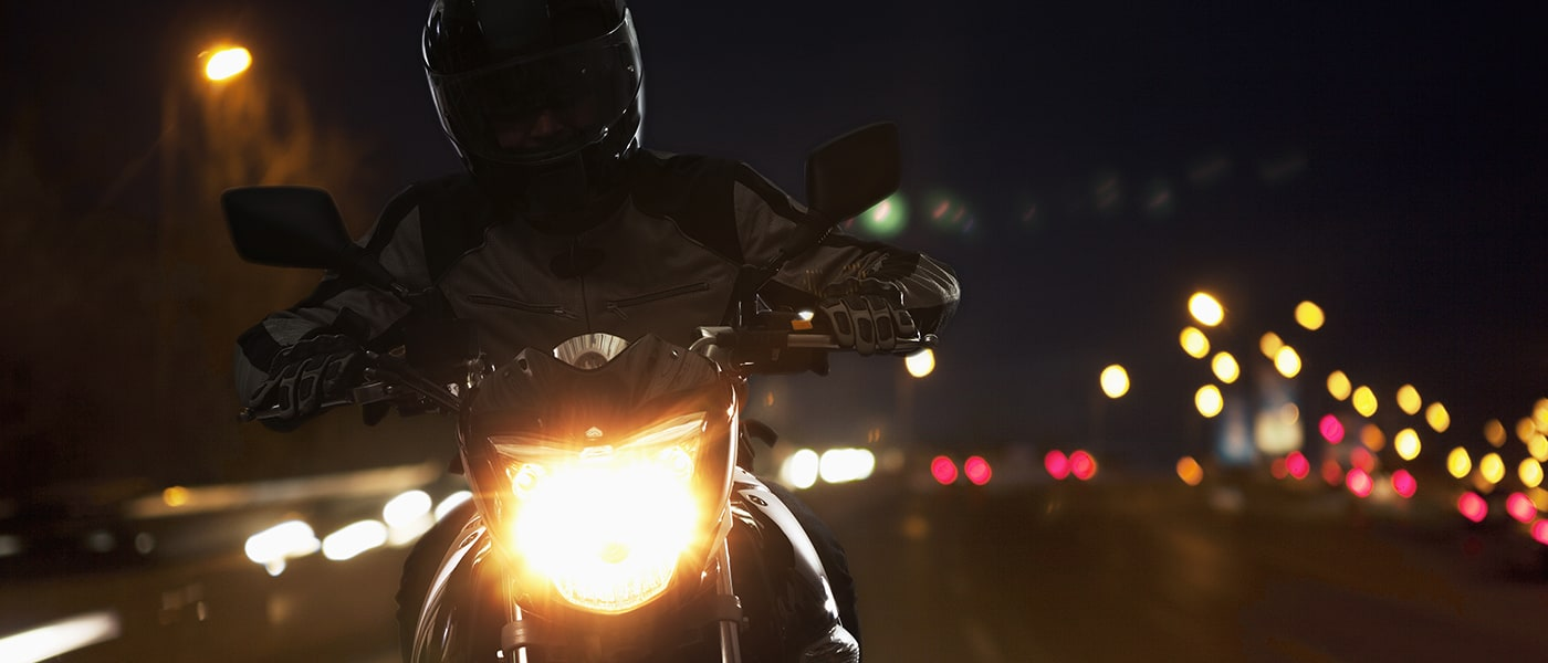 Why Upgrading Your Motorcycle Lighting Is Important