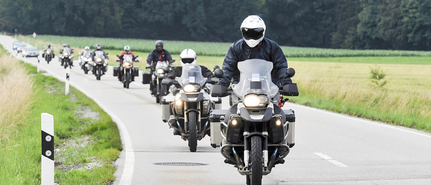 How To Be A Healthy Motorcycle Rider